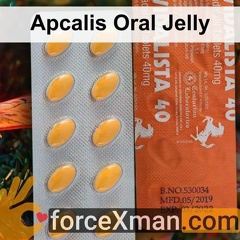Apcalis Oral Jelly 121