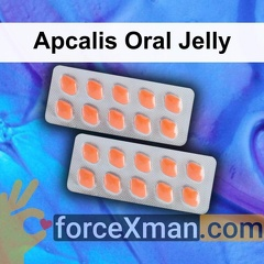 Apcalis Oral Jelly 122