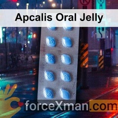 Apcalis Oral Jelly 207
