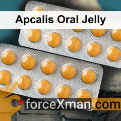 Apcalis Oral Jelly 317
