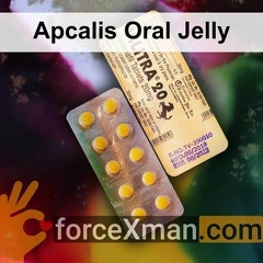 Apcalis Oral Jelly 352