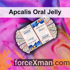 Apcalis Oral Jelly 366