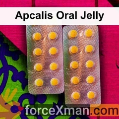 Apcalis Oral Jelly 398