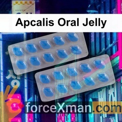 Apcalis Oral Jelly 436