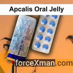 Apcalis Oral Jelly 446