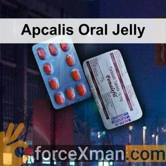 Apcalis Oral Jelly 485