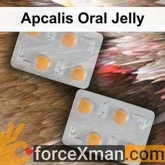 Apcalis Oral Jelly 607