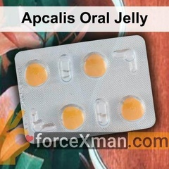 Apcalis Oral Jelly 686