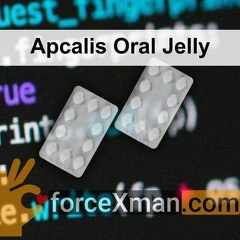 Apcalis Oral Jelly 706
