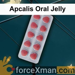 Apcalis Oral Jelly 712