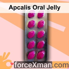 Apcalis Oral Jelly 924