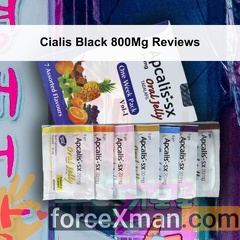 Cialis Black 800Mg Reviews 240
