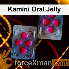 Kamini Oral Jelly 360