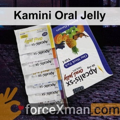 Kamini Oral Jelly 675
