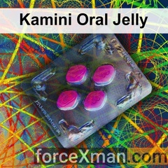 Kamini Oral Jelly 823