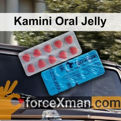 Kamini Oral Jelly 910