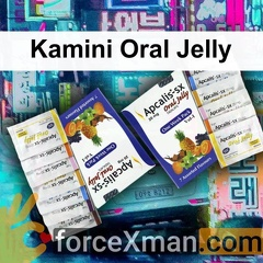 Kamini Oral Jelly 916
