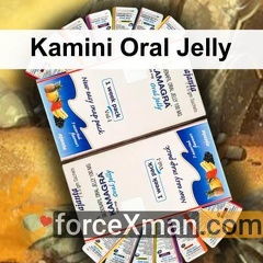 Kamini Oral Jelly 921