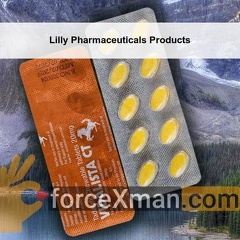 Lilly Pharmaceuticals Products 022