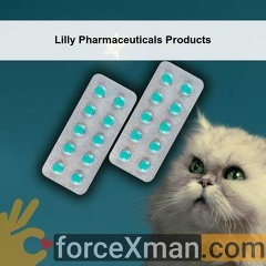Lilly Pharmaceuticals Products 024