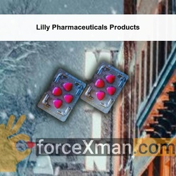 Lilly Pharmaceuticals Products