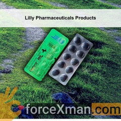 Lilly Pharmaceuticals Products 063
