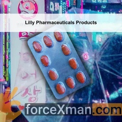 Lilly Pharmaceuticals Products 087