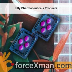 Lilly Pharmaceuticals Products 104