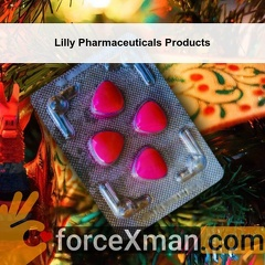 Lilly Pharmaceuticals Products 160