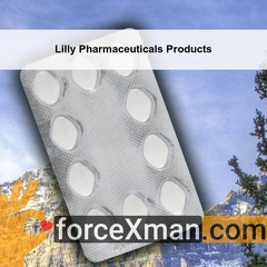 Lilly Pharmaceuticals Products 184