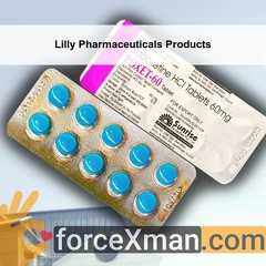 Lilly Pharmaceuticals Products 240