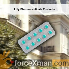 Lilly Pharmaceuticals Products 337