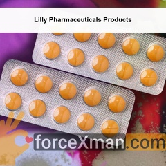 Lilly Pharmaceuticals Products 438