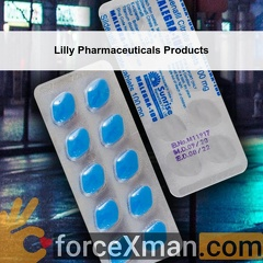 Lilly Pharmaceuticals Products 446