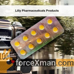 Lilly Pharmaceuticals Products 495