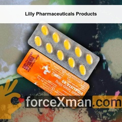 Lilly Pharmaceuticals Products 529