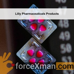 Lilly Pharmaceuticals Products 548
