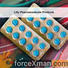 Lilly Pharmaceuticals Products 559