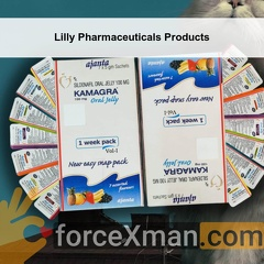 Lilly Pharmaceuticals Products 772