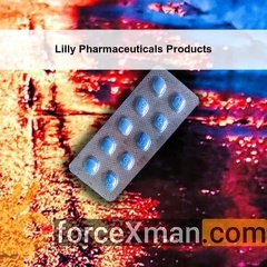 Lilly Pharmaceuticals Products 940