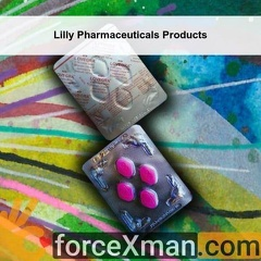 Lilly Pharmaceuticals Products 959