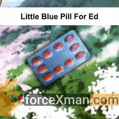 Little Blue Pill For Ed 199