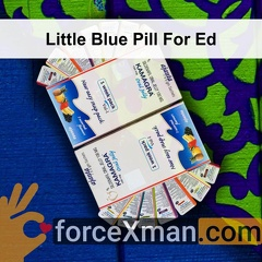 Little Blue Pill For Ed 381