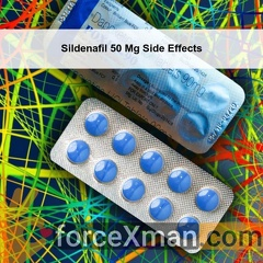 Sildenafil 50 Mg Side Effects 120