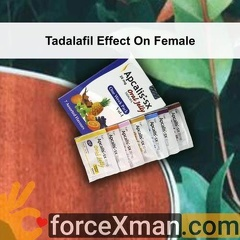 Tadalafil Effect On Female 110
