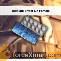 Tadalafil Effect On Female 111