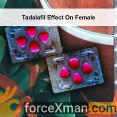 Tadalafil Effect On Female 171