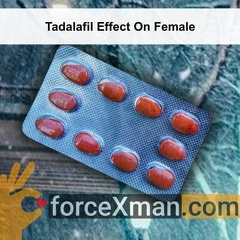 Tadalafil Effect On Female 172