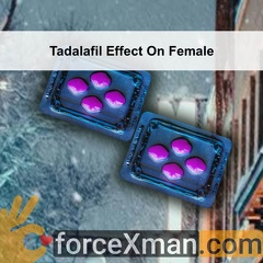 Tadalafil Effect On Female 210