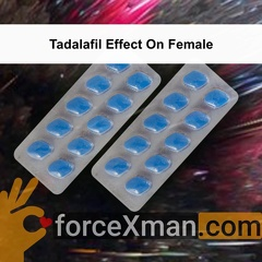 Tadalafil Effect On Female 306